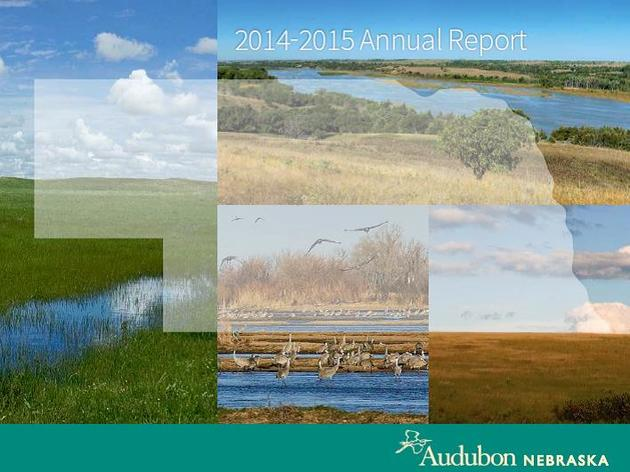 Audubon Nebraska Annual Report