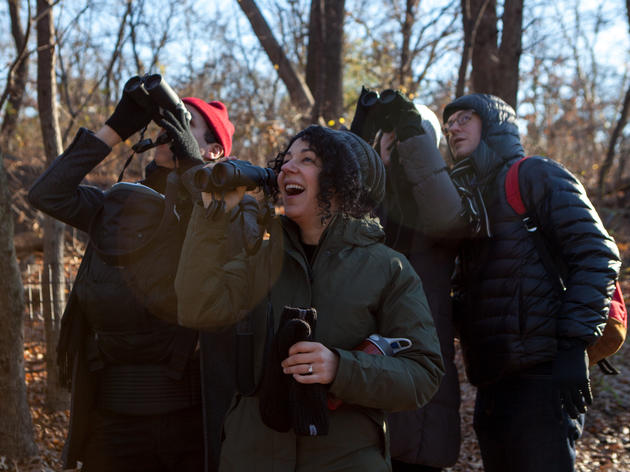 Spring Creek Prairie Audubon Center Celebrates the Great Backyard Bird Count