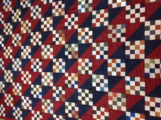 quilty pattern by Cindy Done'